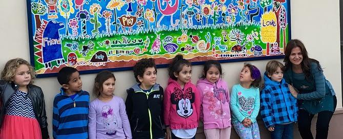 Our Kinder Garden