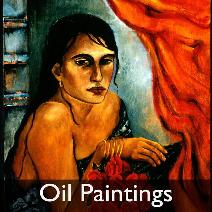 oil paintings TG home