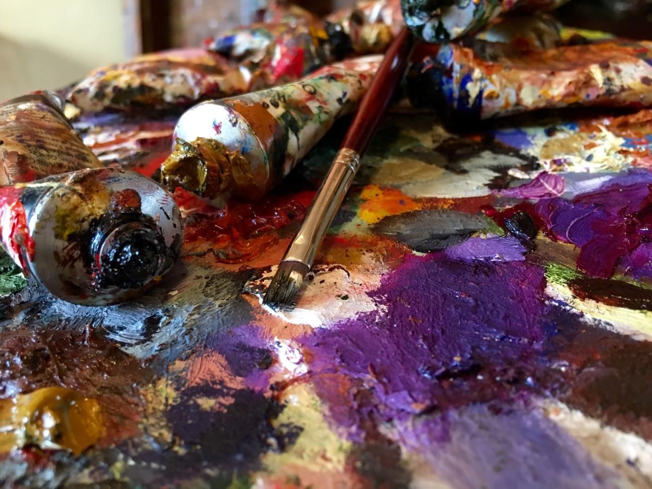 Palette: The Veil